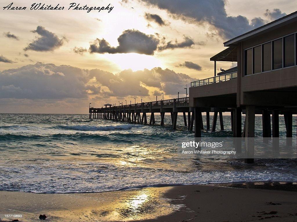 Dania Beach Pier - Dania Beach FL