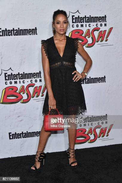 Dania Ramirez at Entertainment Weekly's annual ComicCon party in celebration of ComicCon 2017 at Float at Hard Rock Hotel San Diego on July 22 2017...