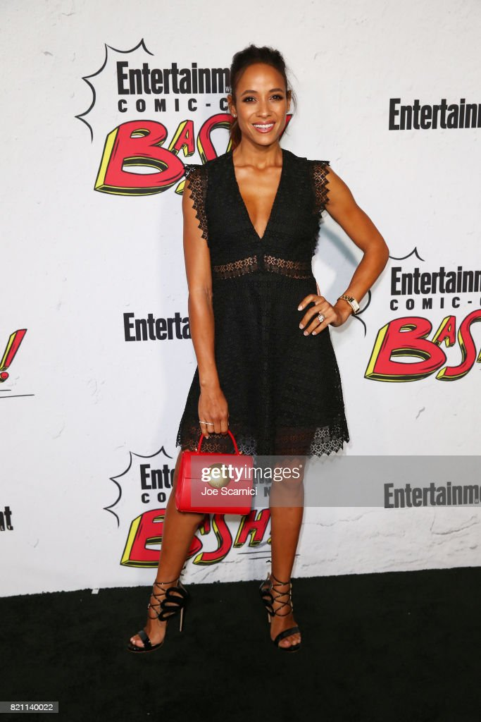 Dania Ramirez at Entertainment Weekly's annual Comic-Con party in celebration of Comic-Con 2017 at Float at Hard Rock Hotel San Diego on July 22, 2017 in San Diego, California.