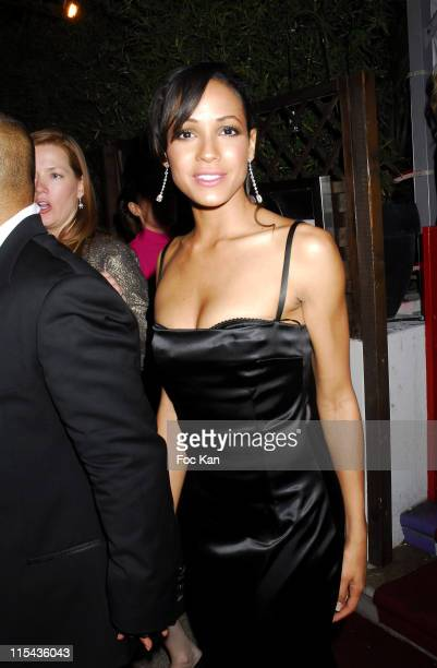 Dania Ramirez during 2006 Cannes Film Festival 'XMen The Last Stand' After Party Arrivals at 314 Club in Cannes France