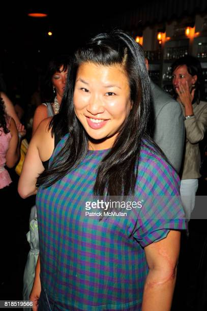 Danica Lo attends The Target Kaleidoscopic Fashion Spectacular Lights up New York City at The Standard on August 18 2010 in New York City