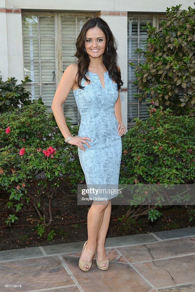 Danica McKellar attends the 18th Annual Los Angeles Times Festival of Books - Day 1 at USC on April 20, 2013 in Los Angeles, California.