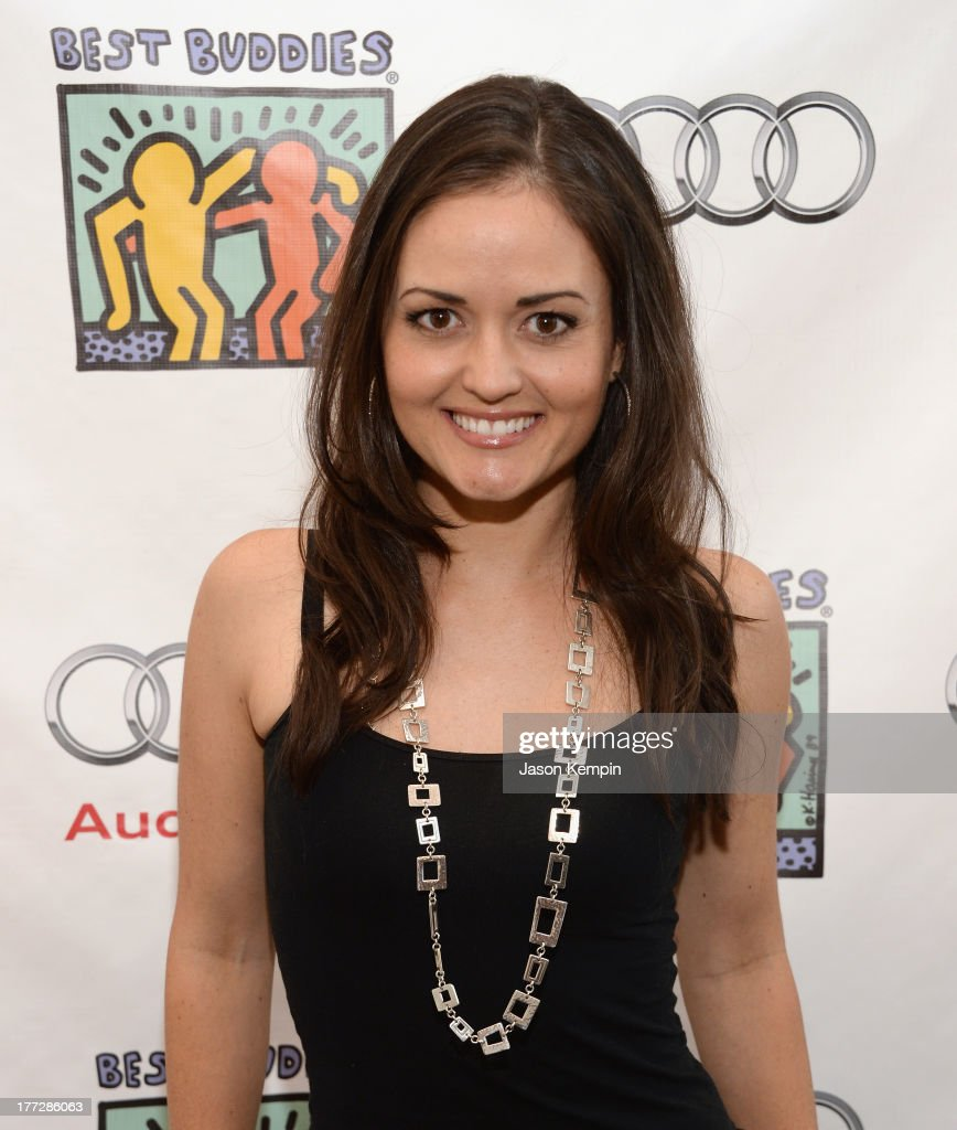 <a gi-track='captionPersonalityLinkClicked' href=/galleries/search?phrase=Danica+McKellar&family=editorial&specificpeople=220769 ng-click='$event.stopPropagation()'>Danica McKellar</a> attends the Best Buddies Poker Event at Audi Beverly Hills on August 22, 2013 in Beverly Hills, California.