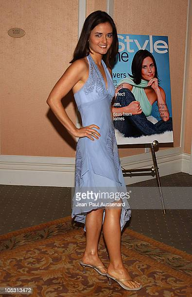 Danica McKellar during Lupus LA and InStyle Present 'The Old Bags Lupus Luncheon' at Beverly Hills Hotel in Beverly Hills California United States