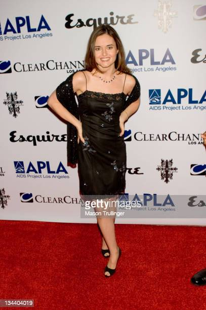 Danica McKellar during The Abbey/Esquire Magazine's 'The Envelope Please' Oscar Party Arrivals at The Abbey in Los Angeles CA United States