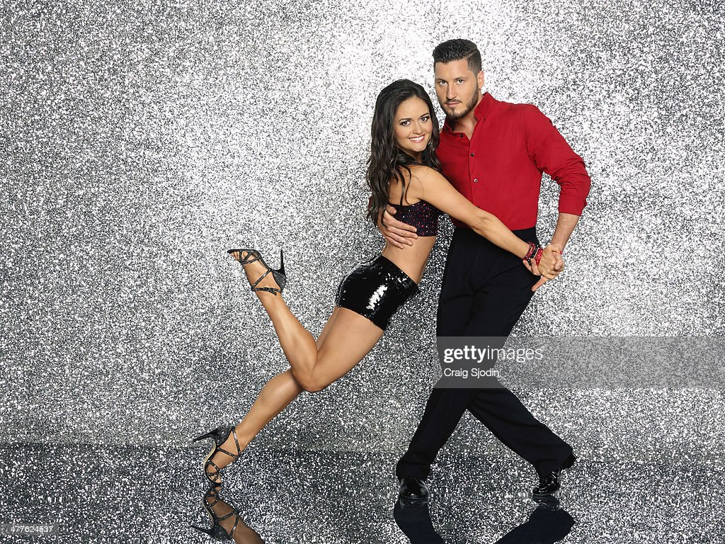 CHMERKOVSKIY - Danica McKellar partners with Valentin Chmerkovskiy. This season's dynamic lineup of stars will perform for the first time on live national television with their professional partners during the two-hour season premiere of 'Dancing with the Stars,' MONDAY, MARCH 17 (8:00-10:01 p.m., ET) on the ABC Television Network.