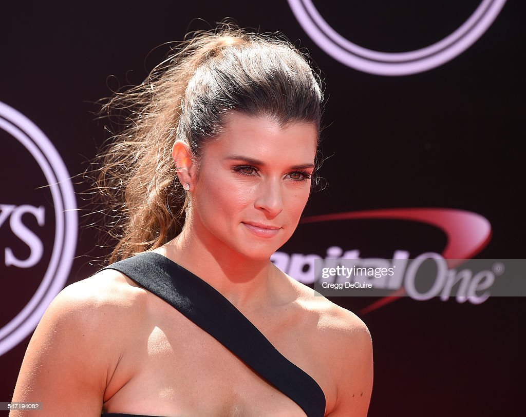 Danica Patrick arrives at The 2016 ESPYS at Microsoft Theater on July 13, 2016 in Los Angeles, California.