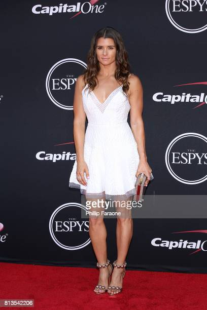 Danica Patrick attends The 2017 ESPYS at Microsoft Theater on July 12 2017 in Los Angeles California
