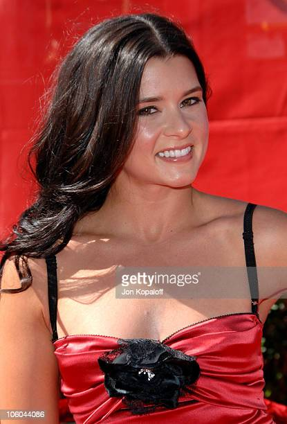 Danica Patrick during 2006 ESPY Awards Arrivals at Kodak Theatre in Hollywood CA United States