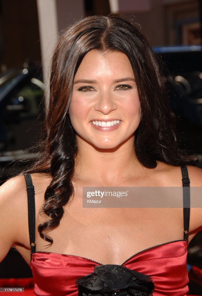 <a gi-track='captionPersonalityLinkClicked' href=/galleries/search?phrase=Danica+Patrick&family=editorial&specificpeople=183352 ng-click='$event.stopPropagation()'>Danica Patrick</a> during 2006 ESPY Awards - Red Carpet at Kodak Theatre in Los Angeles, California, United States.