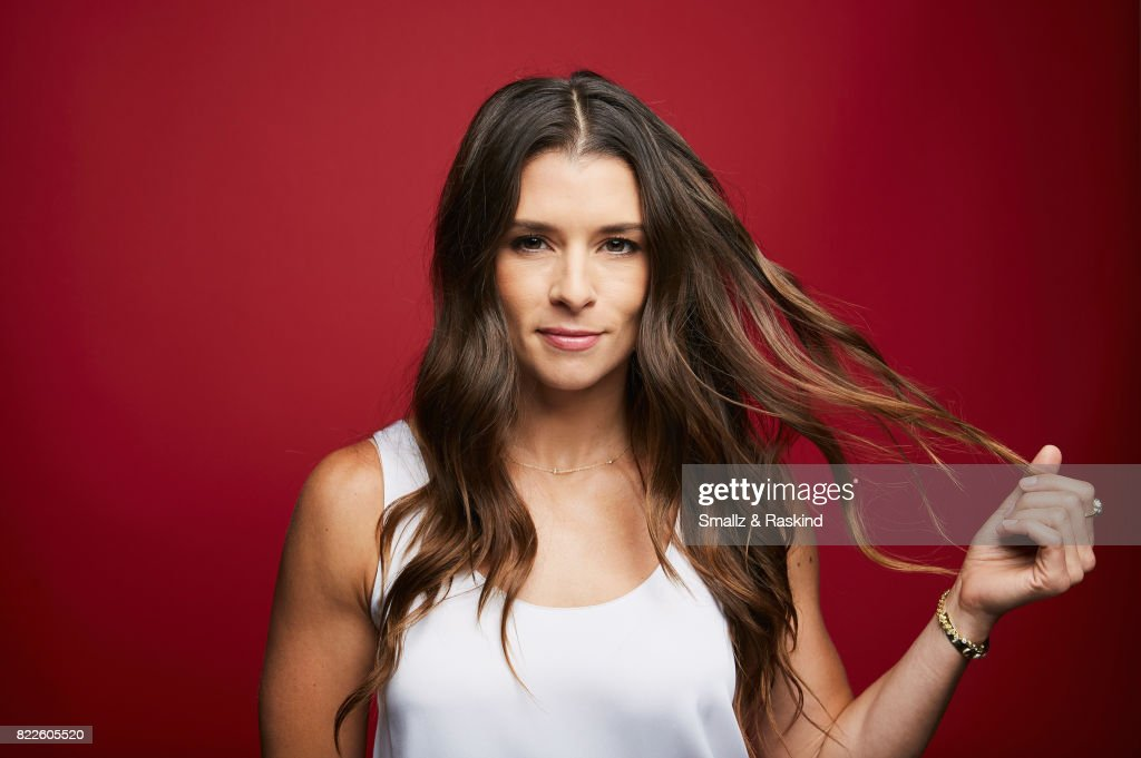 Danica Patrick of EPIX 'Danica' poses for a portrait during the 2017 Summer Television Critics Association Press Tour at The Beverly Hilton Hotel on July 25, 2017 in Beverly Hills, California.