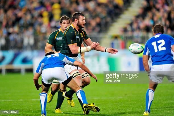 Danie Rossouw Afrique du Sud / Namibie Coupe du Monde de Rugby 2011