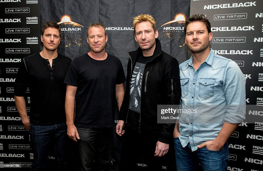 Nickelback Tour  Out Of United States