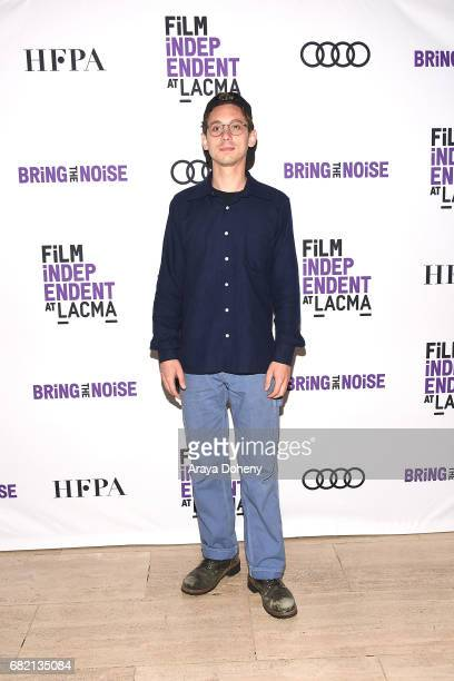 Daniel Aged attends the Film Independent at LACMA screening of Bring The Noise Gulliver's Travels at Bing Theatre At LACMA on May 11 2017 in Los...