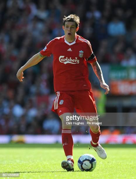Daniel Agger Liverpool