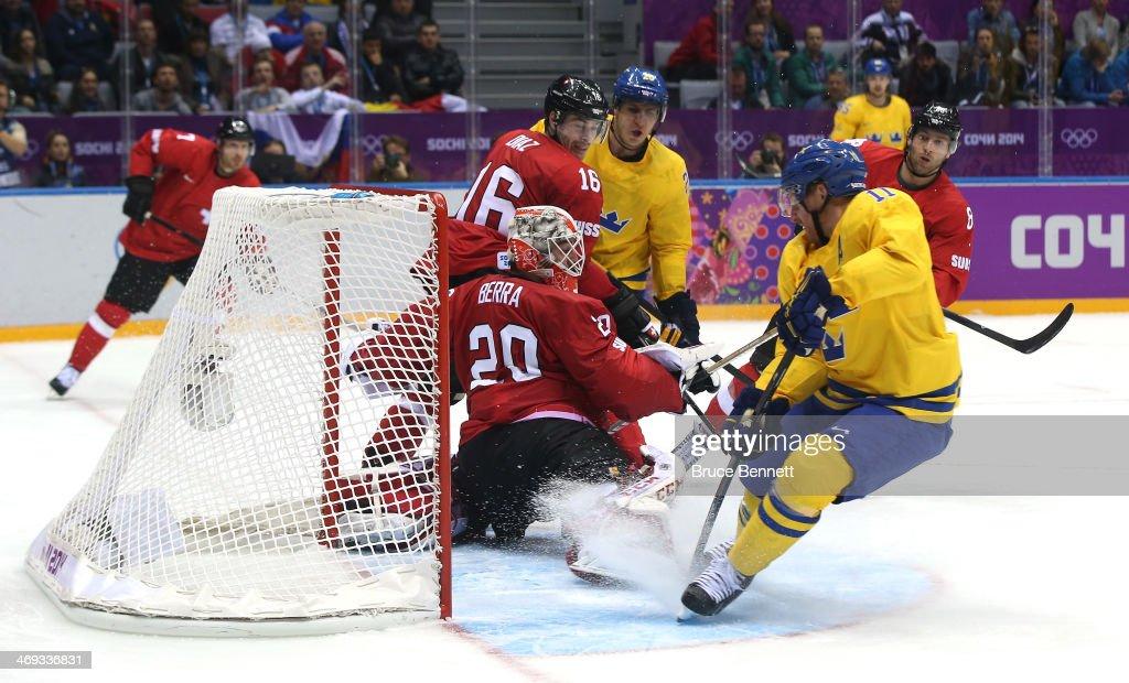 Ice Hockey - Winter Olympics Day 7