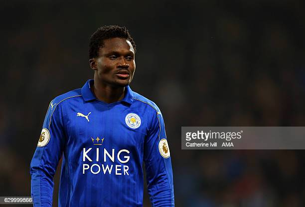 Daniel Amartey of Leicester City during the Premier League match between AFC Bournemouth and Leicester City at Vitality Stadium on December 13 2016...