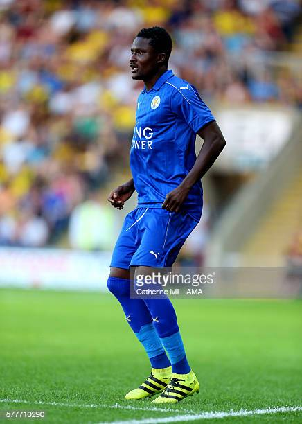 Daniel Amartey of Leicester City during the PreSeason Friendly match between Oxford United and Leicester City at Kassam Stadium on July 19 2016 in...