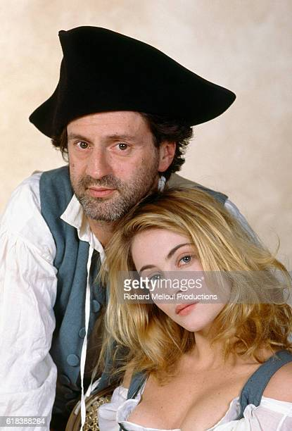 Daniel Auteuil and Emmanuelle Beart star in Marivaux's play La Double Inconstance The 1988 production was directed by Bernard Murat