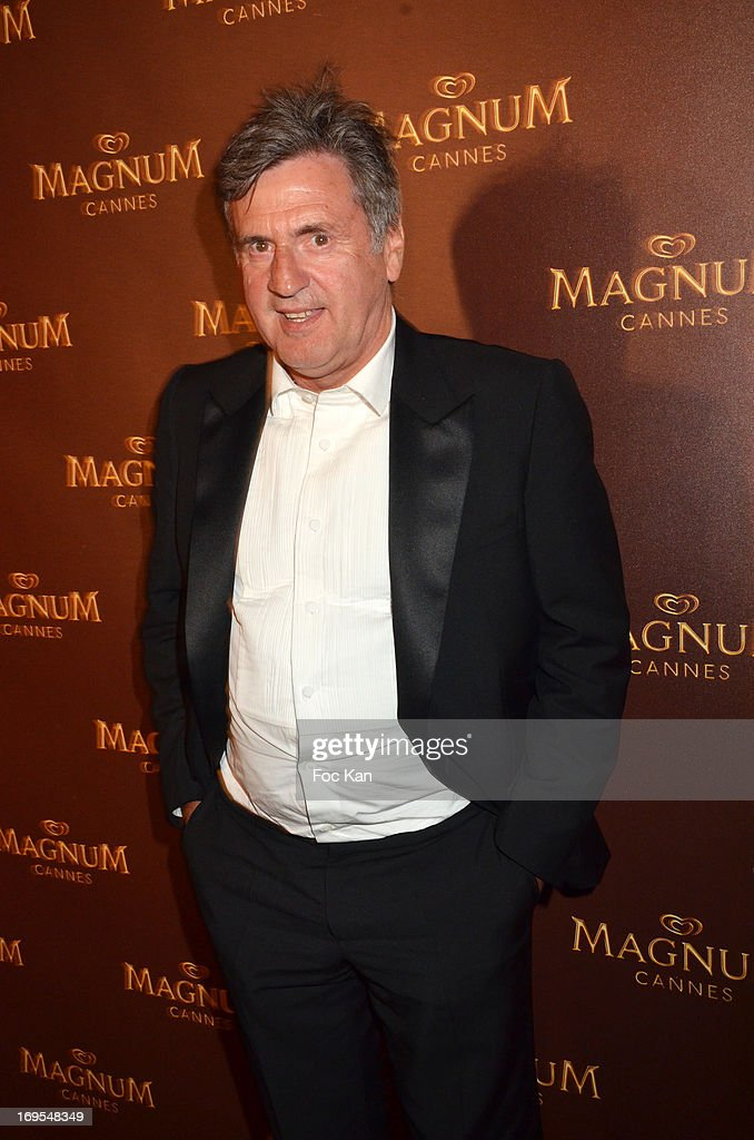 Daniel Auteuil attends La Vie D'Adele Palme d'Or Party At The Magnum Cannes Plage - The 66th Annual Cannes Film Festival on May 26, 2013 in Cannes, France.