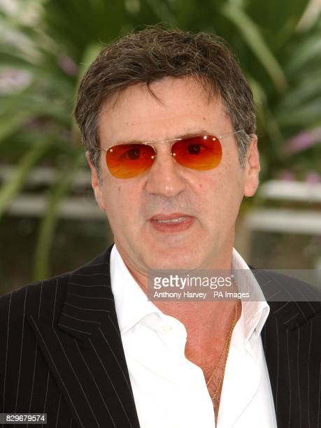 Daniel Auteuil poses for photographers during the photocall for 'Cache'