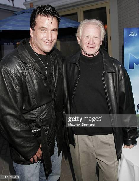 Daniel Baldwin and Don Most during 2007 Newport Beach Film Festival 'Moola' Premiere at Lido Regency Theatre in Newport Beach California United States