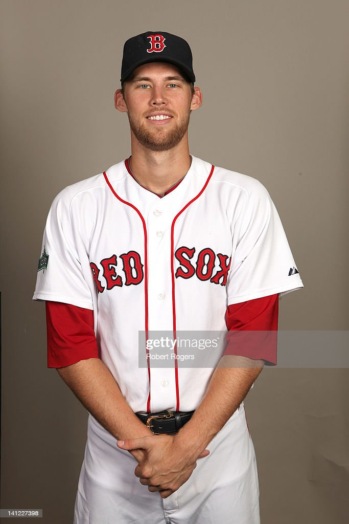 <a gi-track='captionPersonalityLinkClicked' href=/galleries/search?phrase=Daniel+Bard&family=editorial&specificpeople=550283 ng-click='$event.stopPropagation()'>Daniel Bard</a> (51) of the Boston Red Sox poses during Photo Day on Sunday, February 26, 2012 at JetBlue Park in Fort Myers, Florida.