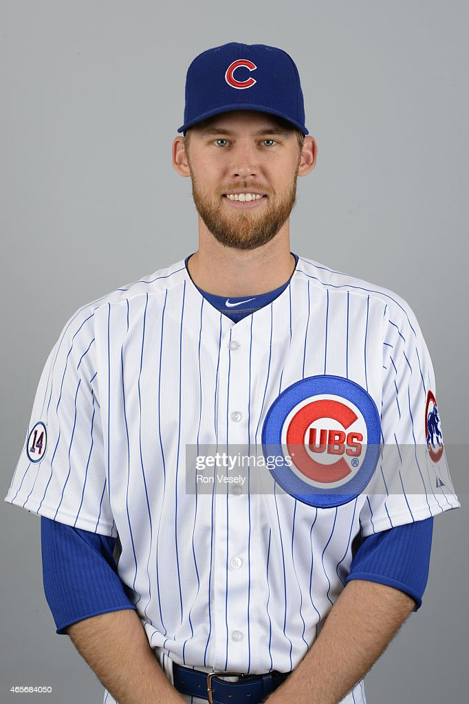 <a gi-track='captionPersonalityLinkClicked' href=/galleries/search?phrase=Daniel+Bard&family=editorial&specificpeople=550283 ng-click='$event.stopPropagation()'>Daniel Bard</a> #55 of the Chicago Cubs poses during Photo Day on Monday, March 2, 2015 at Sloan Park in Mesa, Arizona.