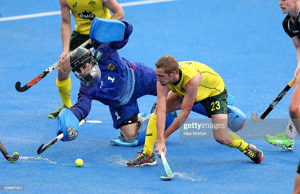 FIH Men's Hero Hockey Champions Trophy 2016 - Day Three