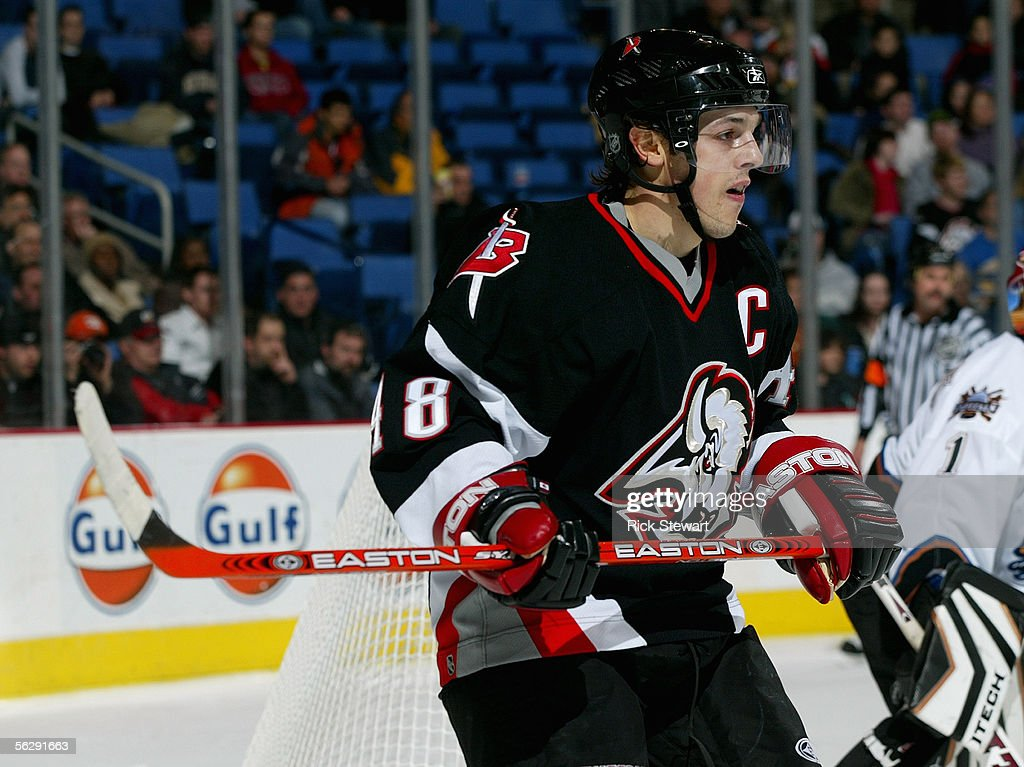 9c49a8493 ... cheapest jersey daniel briere 48 of the buffalo sabres skates against  the washington capitals during their
