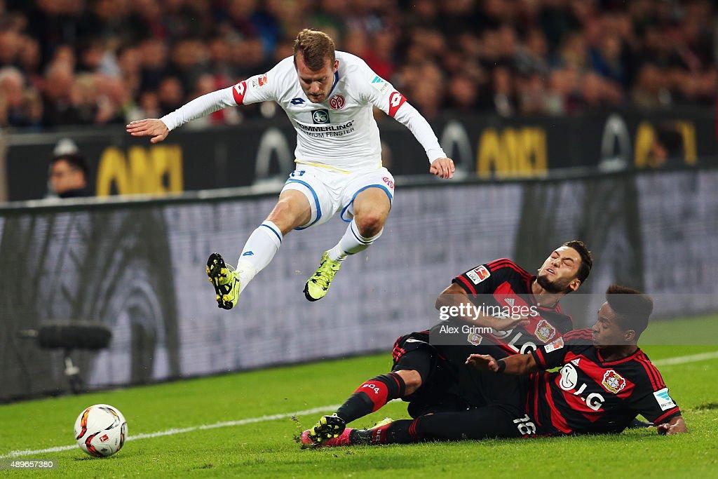 Bayer Leverkusen v 1. FSV Mainz 05 - Bundesliga