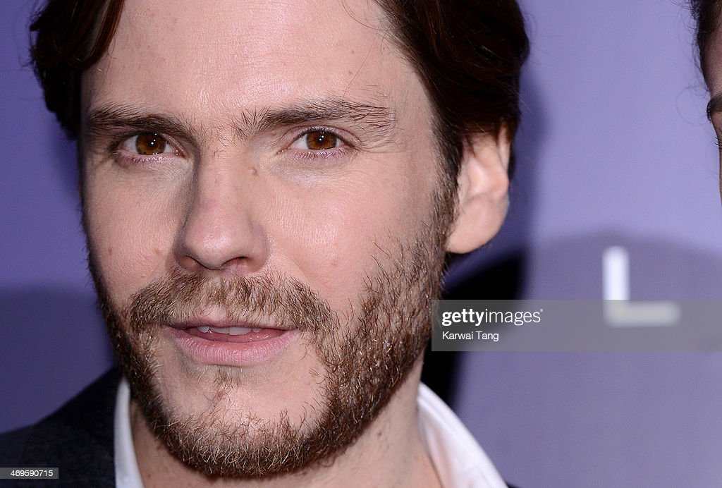 Daniel Bruhl attends the EE British Academy Film Awards Nominees Party at Asprey London on February 15, 2014 in London, England.