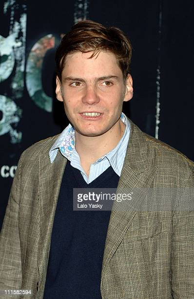 Daniel Bruhl during 'Cargo' Madrid Photocall at Palafox Cinema in Madrid Spain