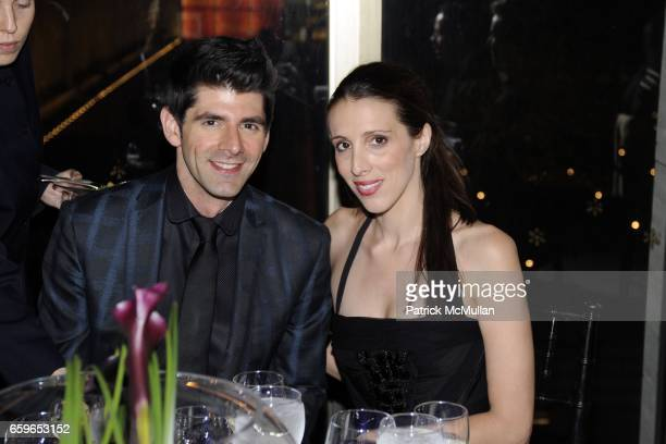 Daniel Cappello and Alexandra Kerry attend AMERICAN BALLET THEATRE 2009 Fall Gala at Avery Fisher Hall on October 7 2009 in New York City