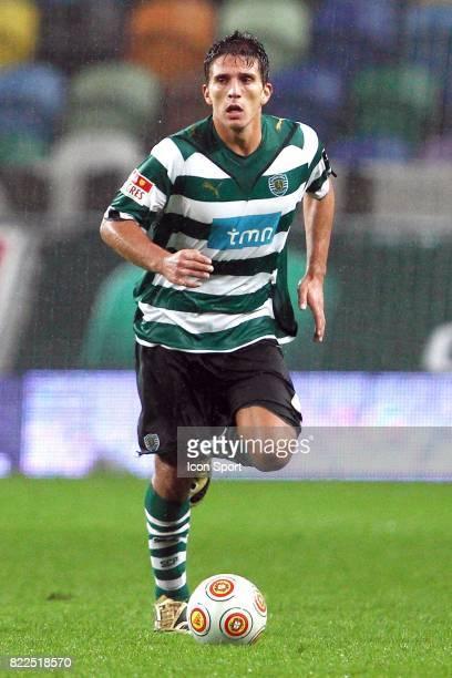 Daniel CARRICO Sporting Portugal / Maritimo 9e journee du Championnat Portugal