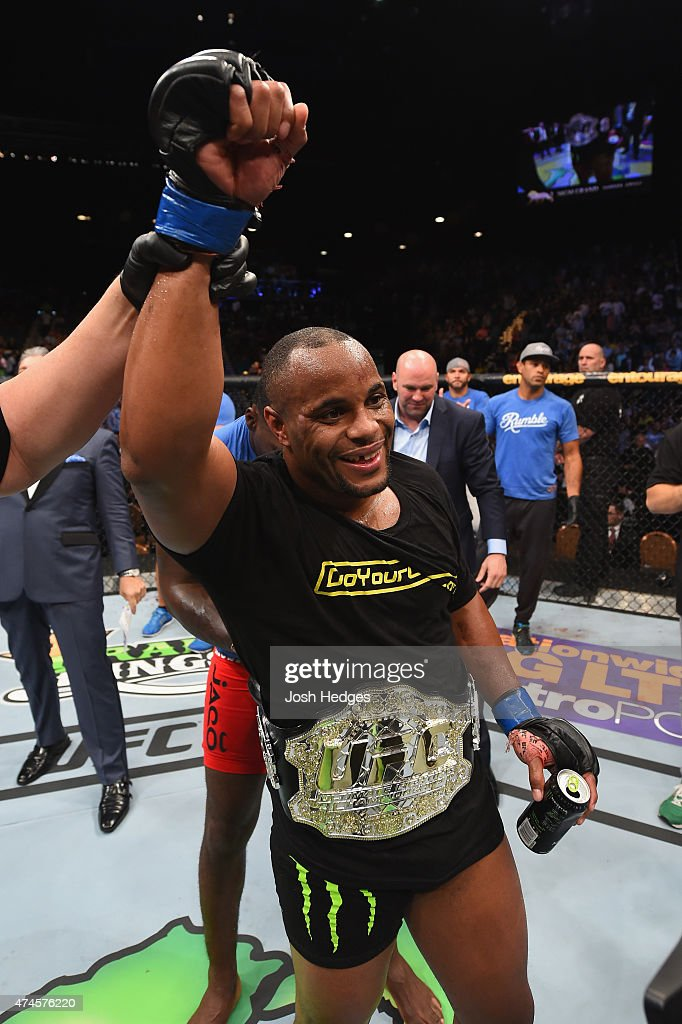 UFC 187: Johnson v Cormier
