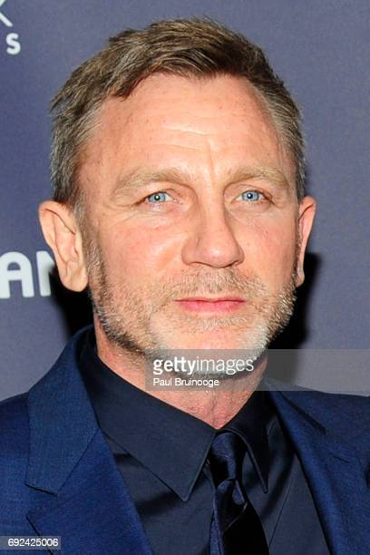 Daniel Craig attends 2017 Drama Desk Awards Arrivals at Anita's Way on June 4 2017 in New York City
