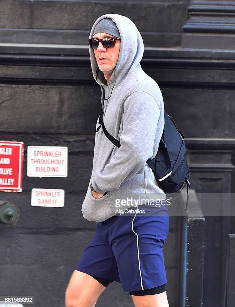 Daniel Craig is seen in Soho on May 10 2017 in New York City