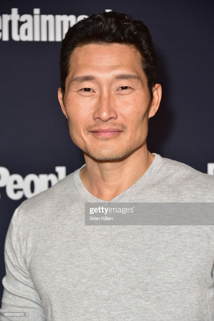 Daniel Dae Kim attends the Entertainment Weekly & People New York Upfronts at 849 6th Ave on May 15, 2017 in New York City.