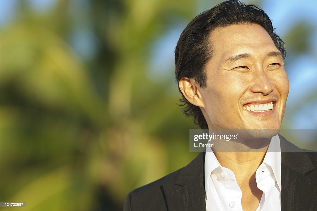 <a gi-track='captionPersonalityLinkClicked' href=/galleries/search?phrase=Daniel+Dae+Kim&family=editorial&specificpeople=581168 ng-click='$event.stopPropagation()'>Daniel Dae Kim</a> attends the screening of 'Hawaii Five-0' Season 2 on September 10, 2011 in Waikiki, Hawaii.