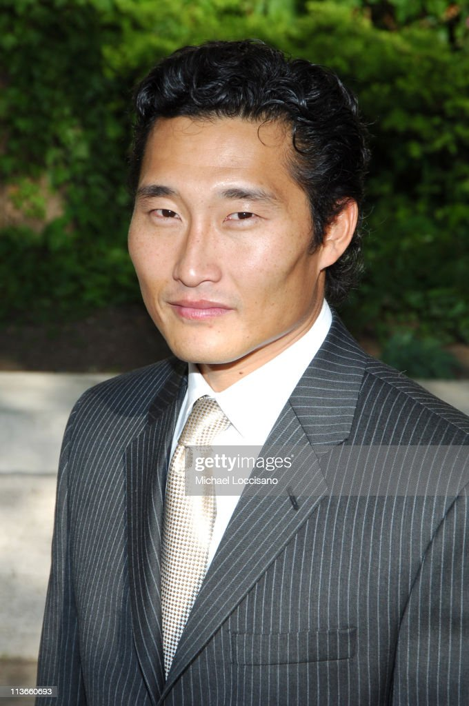 Daniel Dae Kim during 2005/2006 ABC UpFront - Arrivals at Lincoln Center in New York City, New York, United States.