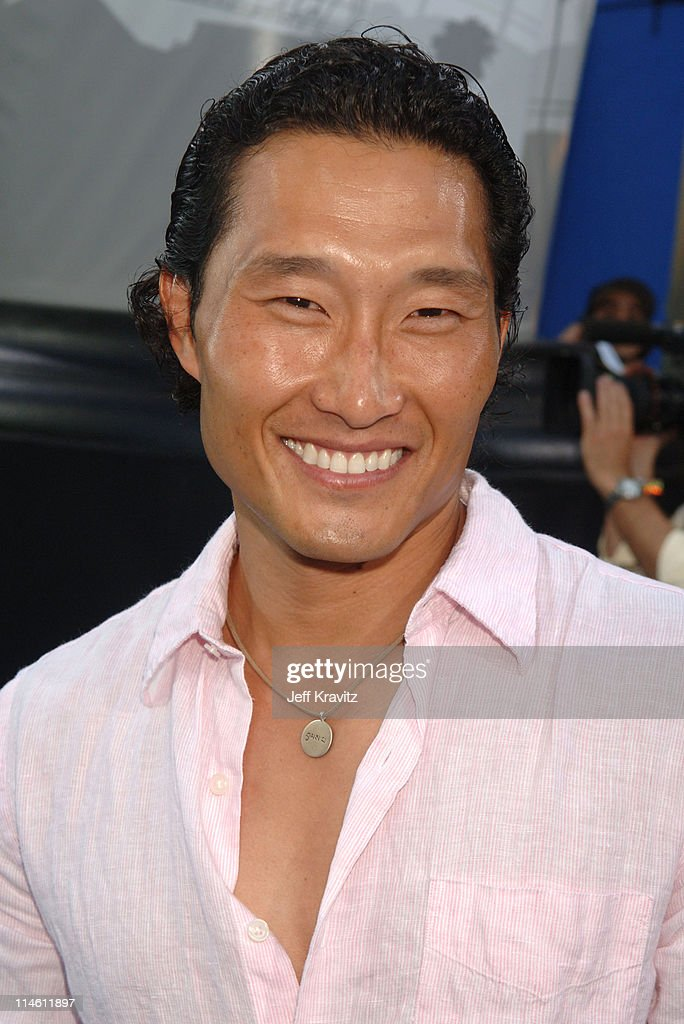 Daniel Dae Kim during 2006 MTV Movie Awards - Red Carpet at Sony Studios in Culver City, California, United States.