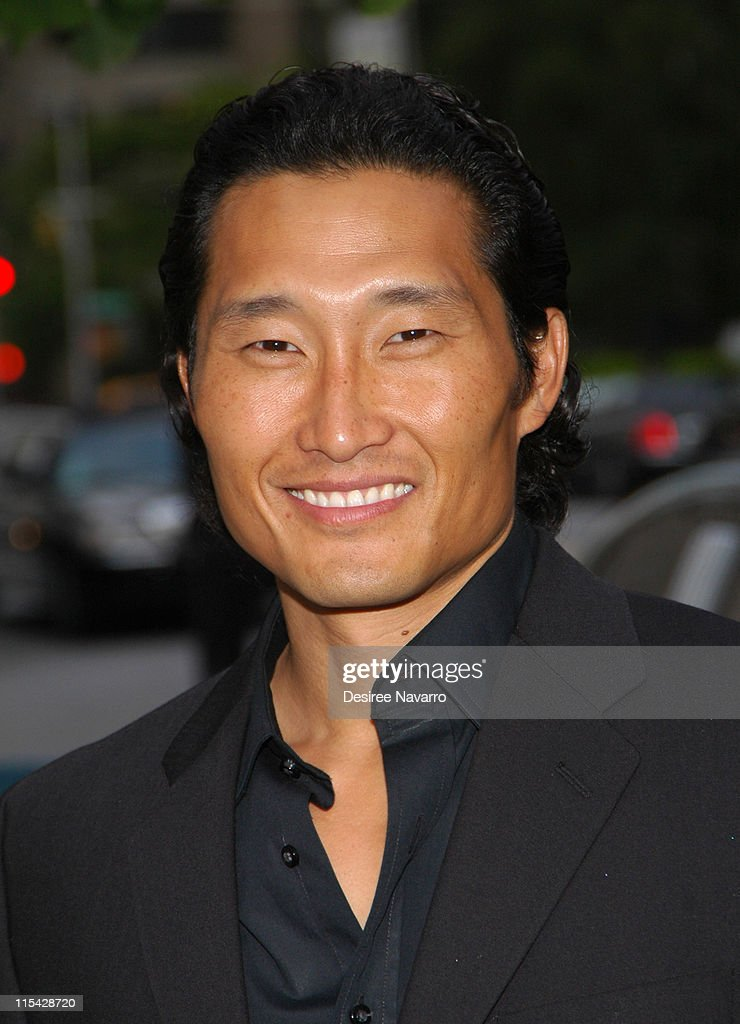 Daniel Dae Kim during ABC Upfront 2006/2007 - Departures at Lincoln Center in New York City, New York, United States.