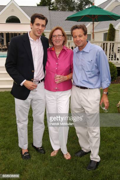 Daniel Damhuis Irma Damhuis and Damhuis attend PULSE OF THE CITY GALA Comes To The Hamptons Hosted by the CARDIOVASCULAR RESEARCH FOUNDATION at...