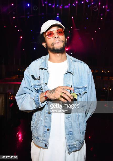 Daniel D'artiste attends Maybelline New York Celebrates First Ever Cobranded Product Collection With Beauty Influencer Shayla Mitchell at 1OAK on...