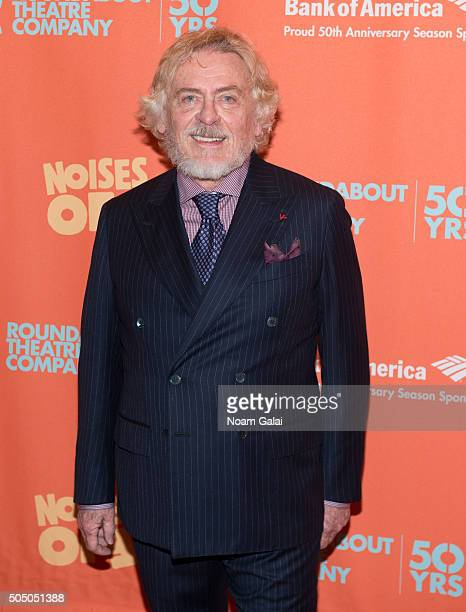 Daniel Davis attends 'Noises Off' Broadway opening night at American Airlines Theatre on January 14 2016 in New York City