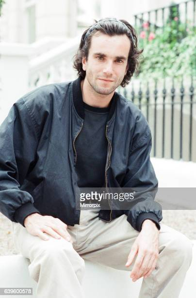 Daniel Day Lewis Actor 1st August 1989