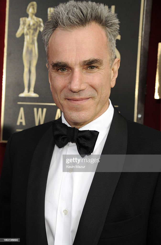 Daniel Day Lewis attends the 19th Annual Screen Actors Guild Awards at The Shrine Auditorium on January 27, 2013 in Los Angeles, California. (Photo by Kevin Mazur/WireImage) 23116_016_0825.jpg