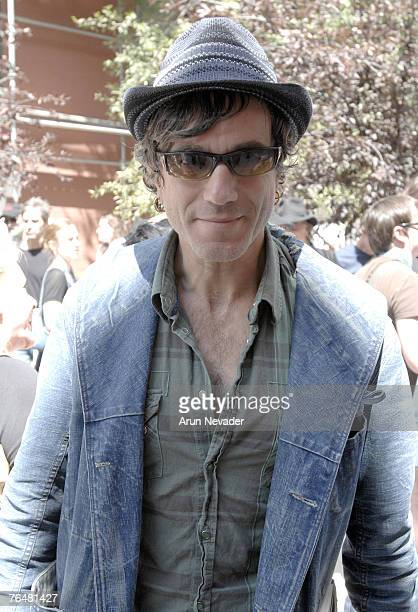 Daniel DayLewis attends the filmmakers' town gathering for the Telluride Film Festival on September 1 in Telluride Colorado