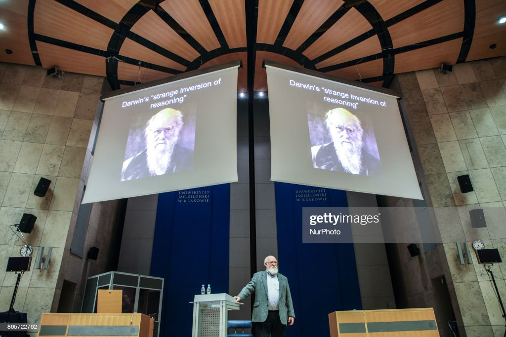 Daniel Dennett in Poland